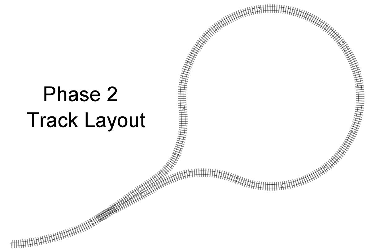 Phase 2 Track Layout